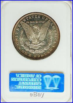 NGC Certified MS64 PL Morgan Silver Dollar 1901-O Quicksilver Reflectivity