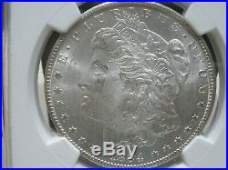 Ngc Ms 64 1884 CC Carson City Morgan Silver Dollar