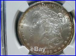 Ngc Ms 65 1883 CC Carson City Morgan Silver Dollar